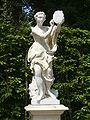 5002.Terpsichore (Muse des Tanzes)Friedrich Christian Glume 1752-Musenrondell-Sanssouci Steffen Heilfort.JPG