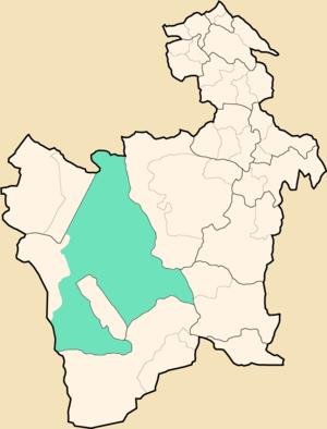 """Colcha """"K"""" Municipality"""