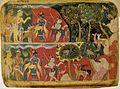 5 Masters of the Dispersed Bhagavata Purana. Krishna and Balarama Taking the Cattle to Graze Folio from a Bhagavata Purana Manuscript 1520-40. Museum Rietberg, Zurich.jpg