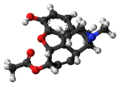 6-Monoacetylmorphine molecule ball.png