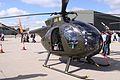 69-16011 Hughes 369 OH-6A United States Army ( G-OHGA ) (8582463092).jpg