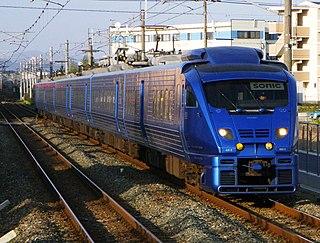 883 series Japanese train type