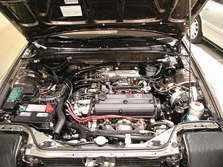 Honda A engine Motor vehicle engine