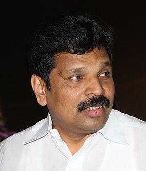 A.P. Anil Kumar - Image: A.P. Anil Kumar