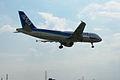 A320-211(JA203A) approach @ITM RJOO (535807395).jpg