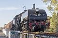 AD6029 crossing the Murrumbidgee River Railway Bridge in Wagga Wagga (1).jpg