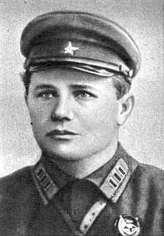 Andrey Yeryomenko - Andrey Yeryomenko as colonel in 1938