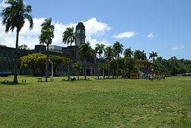 Image illustrative de l'article Albert Park (Suva)