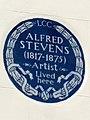 ALFRED STEVENS (1817-1875) Artist Lived Here.jpg