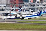 ANA Wings, DHC-8-400, JA843A (21927294815).jpg