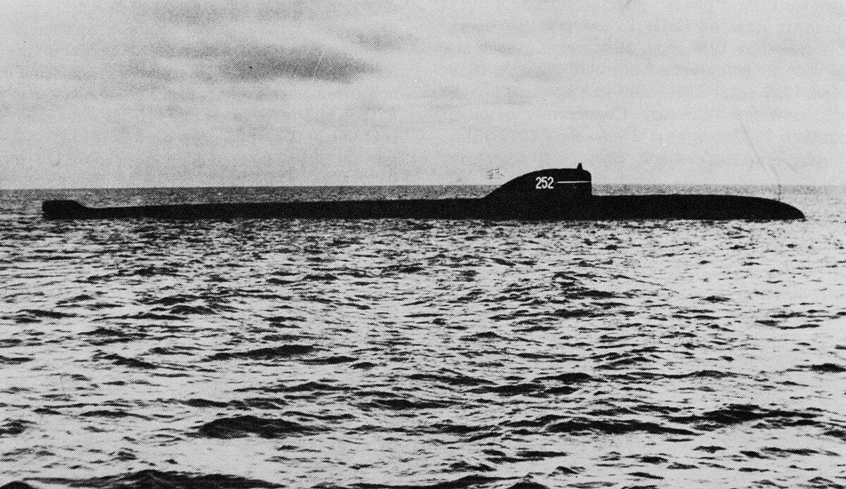 Подводные лодки проекта 627(А) «Кит» — Википедия
