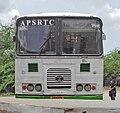 APSRTC Bus at Chodavaram Bus station complex.jpg