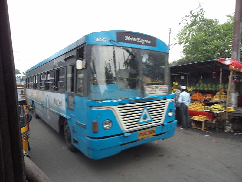 File:APSRTC Metro express hyd city bus.JPG