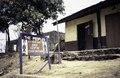 "ASC Leiden - van Achterberg Collection - 1 - 047 - Panneau d'un magasin d'artisanat. ""The people's handicraft shop. Centre d'Artisanat"" - Bamenda, Cameroun - 6-12 février 1997.tif"
