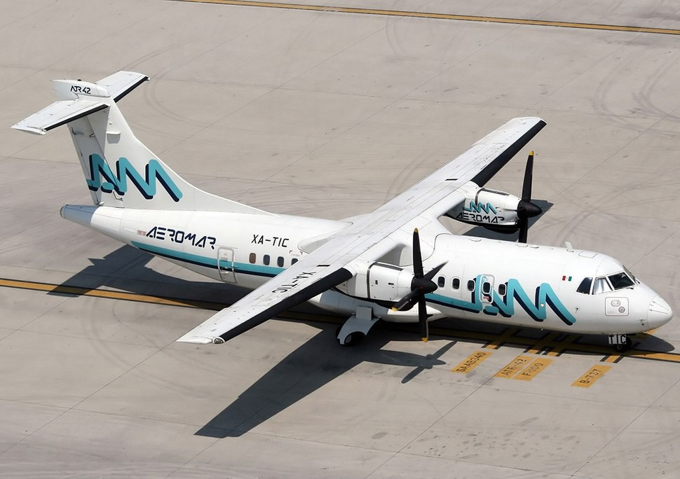ATR ATR-42-320, Aeromar AN1555143