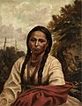 A Dakota Indian Woman by William Armstrong.jpg