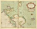 A Generall chart of the NORTHERN SEAS. Describing the sea coast and Islands from France to Greene land (NYPL b13909432-1640714).jpg