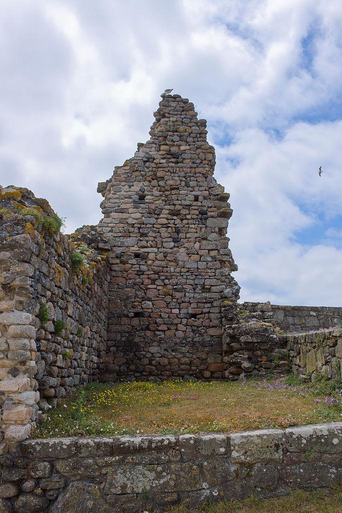 Sanxenxo Spain  city pictures gallery : A Lanzada Tower, in Sanxenxo, Galicia Spain Wikimedia ...
