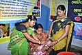 A Pulse Polio vaccination camp on Polio-Sunday is underway in the Bharat Nirman Public Information Campaign, at Balluk Sahid Matangini Block, Purba Medinipur, West Bengal on February 19, 2012.jpg