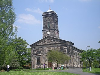 1790 in architecture - Image: A church in the centre of Wellington geograph.org.uk 796265