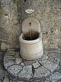 A drinking fountain in Saint-Paul-de-Vence.JPG