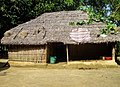 A hut in the rural area of Susong Durgapur at Netrokona,Bangladesh.jpg