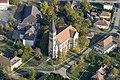A római katolikus templom légi felvételen.jpg