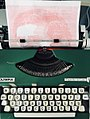 A typewriter mystery game in the process of being typed in.jpg