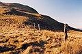 Abandoned fence on Mynydd Dol-ffanog - geograph.org.uk - 120621.jpg
