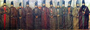 Abbas Mirza - Abbas Mirza's sons