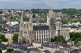 Image illustrative de l'article Abbaye Saint-Ouen de Rouen