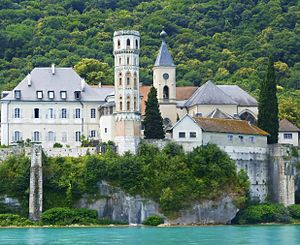 Saint-Pierre-de-Curtille - Hautecombe Abbey