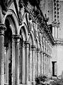 Abbaye de Saint-Jean-des-Vignes (ancienne) - Eglise abbatiale, façade ouest- galerie haute - Soissons - Médiathèque de l'architecture et du patrimoine - APMH00028122.jpg