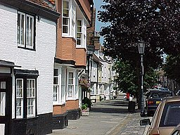 Abbey Street i Faversham