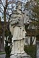 Abda, Nepomuki Szent János-szobor 2021 05.jpg