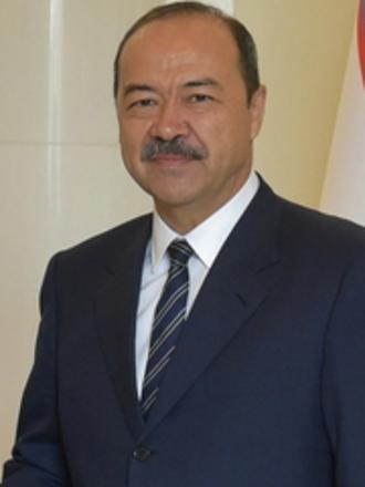 Prime Minister of Uzbekistan - Image: Abdulla Aripov