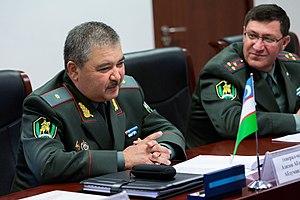 Abdusalom Azizov - Image: Abdusalom Azizov