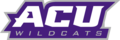Abilene Christian Wildcats Wordmark.png