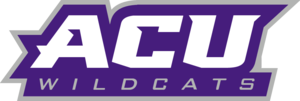 Abilene Christian Wildcats men's basketball - Image: Abilene Christian Wildcats Wordmark