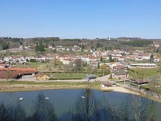 Abreschviller - A general view of Abreschviller