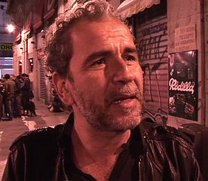 Guillermo Toledo - Willy Toledo (2011).
