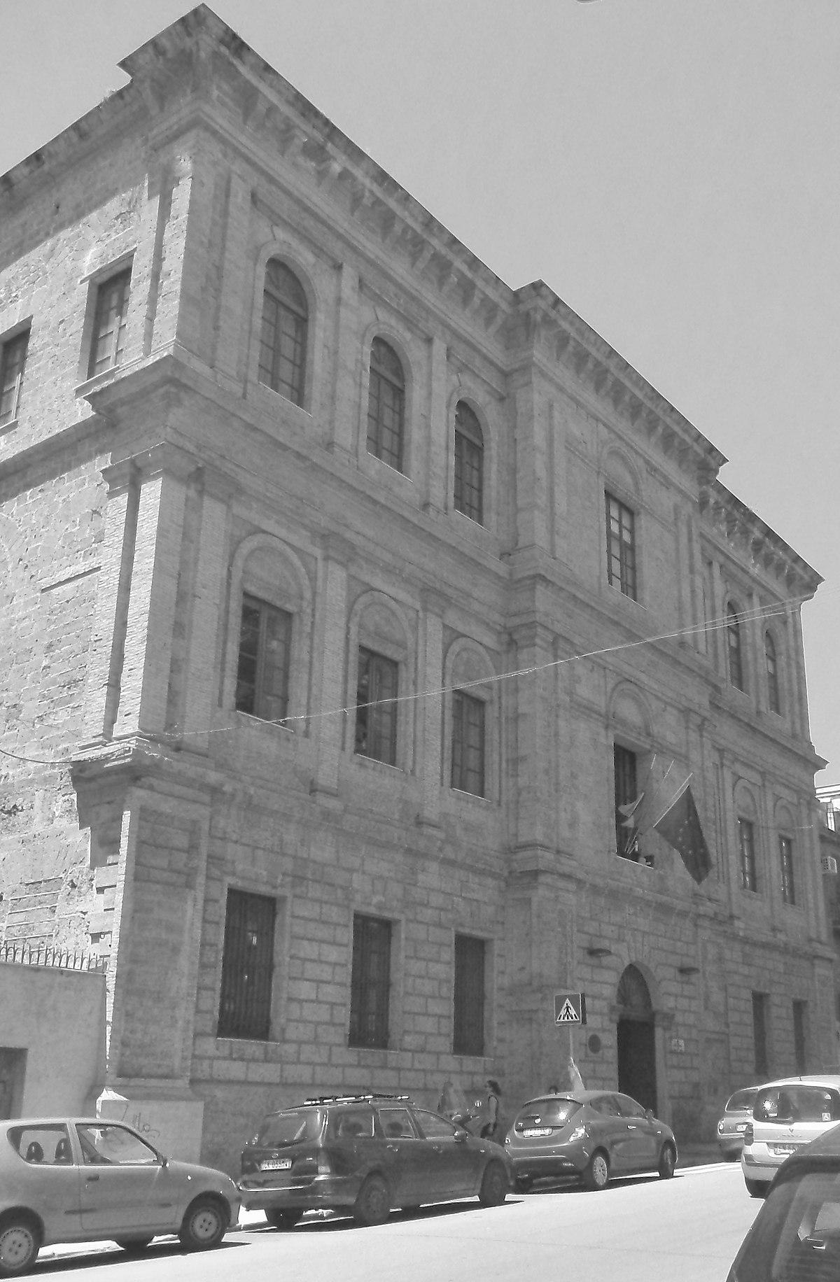 Accademia di belle arti di palermo wikipedia for Accademia delle belle arti corsi
