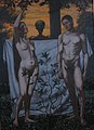Adam and Eve Hans Thoma IMG 7251.JPG