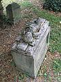 Adolf Knittel (Draufsicht)- Alter Friedhof (Freiburg Breisgau).jpg