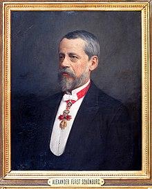 Alexander Von Schönburg Hartenstein Wikipedia