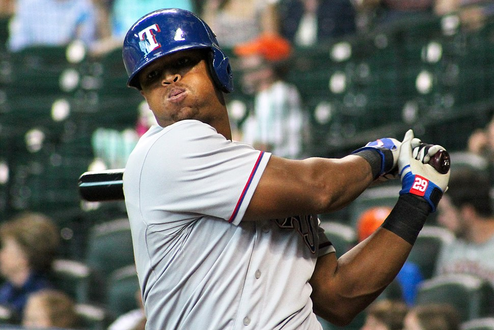 Adrian Beltre Minute Maid Park August 30 2014