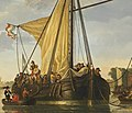 Aelbert Cuyp - The Maas at Dordrecht - Google Art Project (cropped).jpg