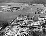 Aerial view of Pearl Harbor from the Navy Yard on 28 July 1942.jpg