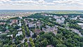 Aerial view on the Local history museum in Poltava, Ukraine.jpg