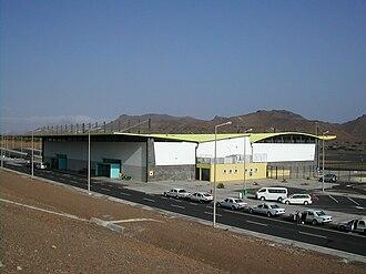 Cesária Évora Airport - Image: Aeroporto S Pedro